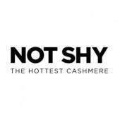 NOT SHY