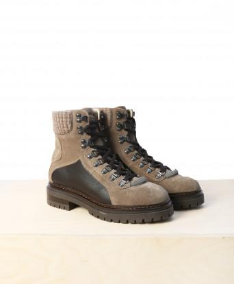 Ботинки TONET