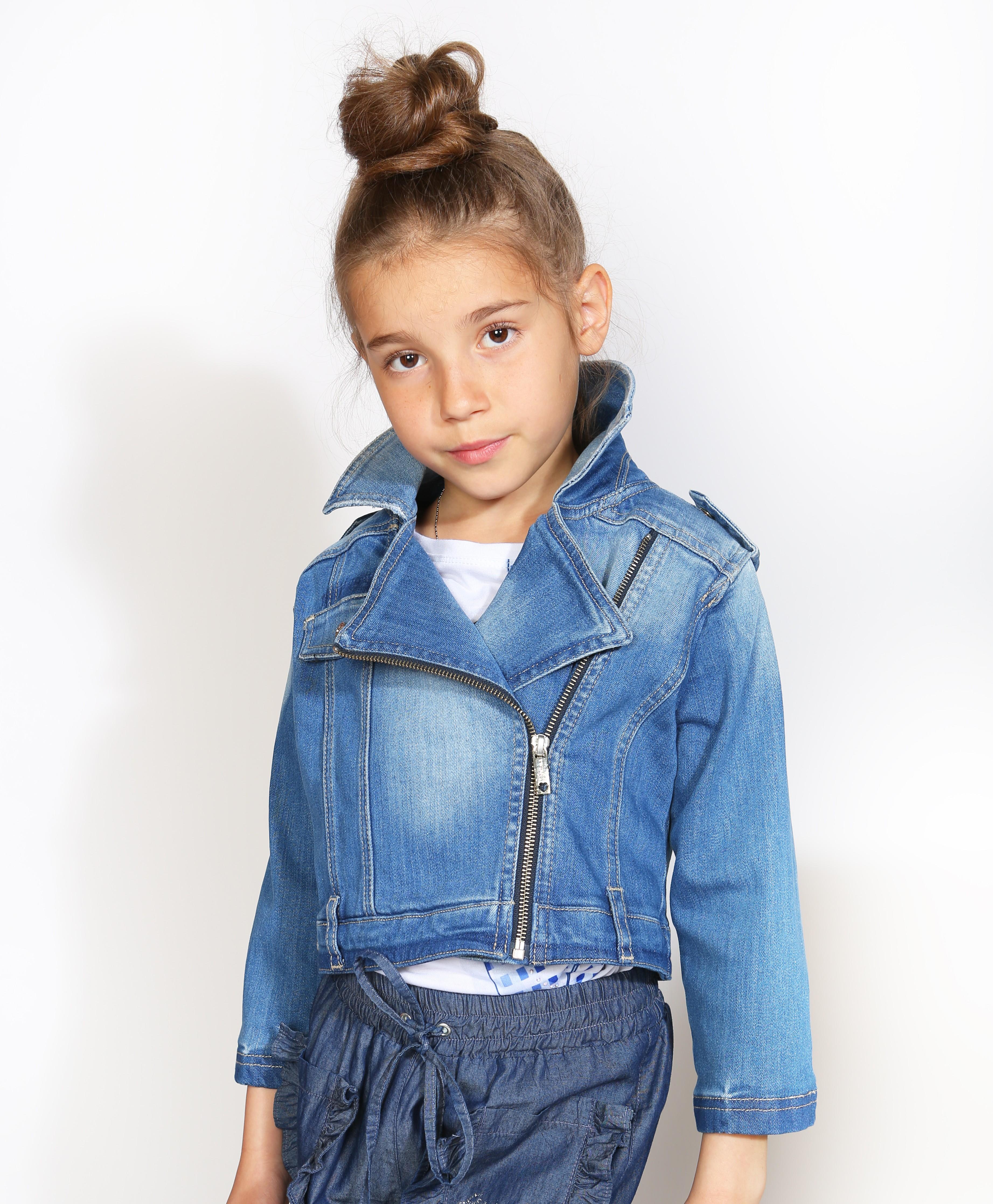 Джинсовая куртка Twin-Set